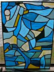 Abstract Panel