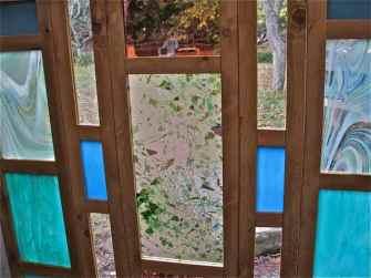 DIY Panel Window