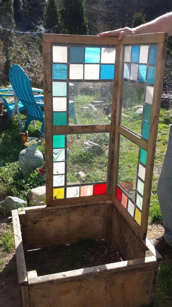 Rainbow Planter 20180402
